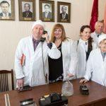 Представители «Союза развития наукоградов России» посетили отраслевой мемориальный комплекс Первой в мире АЭС в ГНЦ РФ – ФЭИ.