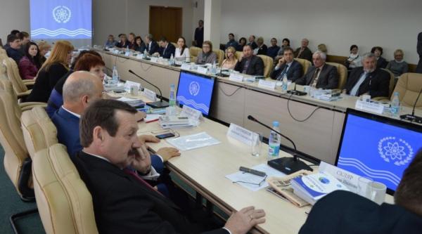 выездное заседание Союза развития накоградов России Обнинск