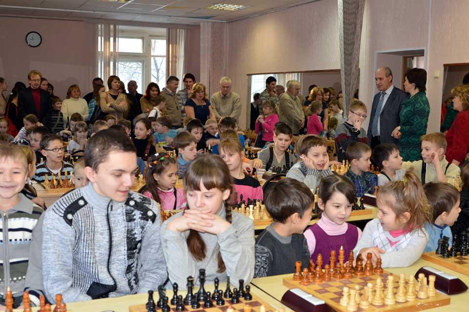 кольцово почтили память шахматы
