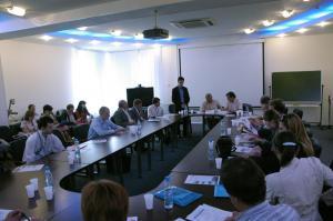 ДУБНА  мини конференция  15 мая 2010