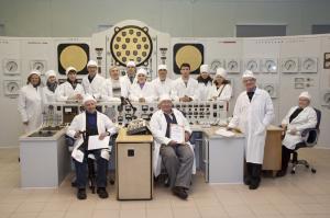 Первая в мире Атомная ЭлектроСтанция (АЭС)