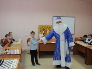 новогодний шахматный фестиваль в кольцово